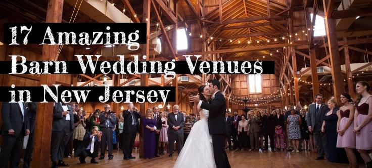 17 Amazing Barn Wedding Venues In Nj Soli Events